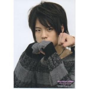 岡本圭人(Hey!Say!JUMP) 公式生写真/「ありがとう」〜世界のどこにいても〜 2010-2011年(2)|arraysbook