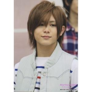 山田涼介(Hey!Say!JUMP) 公式生写真/「ありがとう」〜世界のどこにいても〜2010・2011年(2)|arraysbook