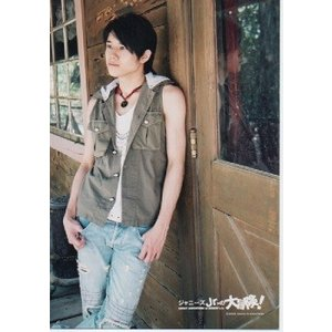 五関晃一(A.B.C-Z)公式生写真/ジャニーズJr.の大冒険!2006|arraysbook
