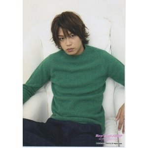 高木雄也(Hey!Say!JUMP) 公式生写真/「ありがとう」〜世界のどこにいても〜2010・2011年(1)|arraysbook