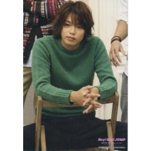 高木雄也(Hey!Say!JUMP) 公式生写真/「ありがとう」〜世界のどこにいても〜2010・2011年(3)|arraysbook