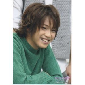 高木雄也(Hey!Say!JUMP) 公式生写真/「ありがとう」〜世界のどこにいても〜2010・2011年(4)|arraysbook