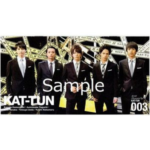 KAT-TUN FC会報 003|arraysbook