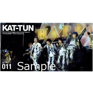 KAT-TUN FC会報 011/カウントダウンLIVE come Here 2014-2015「We are KAT-TUN」|arraysbook