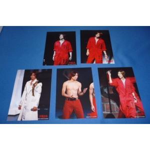 橋本良亮(A.B.C-Z)公式生写真 5枚セット/少年たち 2010|arraysbook
