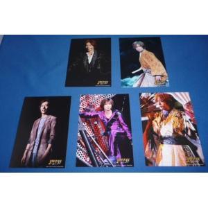 河合郁人(A.B.C-Z)公式生写真 5枚セット/ジャニーズワールド 2012-2013|arraysbook