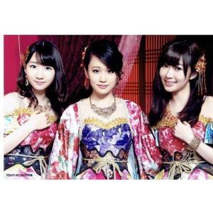 前田敦子 柏木由紀 指原莉乃(AKB48) 公式生写真/君はメロディー TOWER RECORDS特典|arraysbook