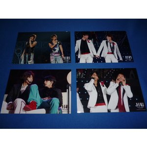 NEWS 混合(6人体制) 公式生写真 4枚セット/2008-2009 NEWS WINTER PARTY DIAMOND|arraysbook