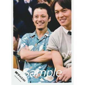 丸山隆平&渋谷すばる(関ジャニ∞) 公式生写真/がむしゃら行進曲・歯見せ・笑顔