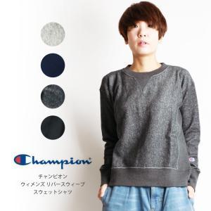(チャンピオン) Champion スウェット トレーナー カットソー (CW-L005)|arrowhead