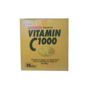 本草製薬 ビタミンC1000 2g×30包(4987334711825)