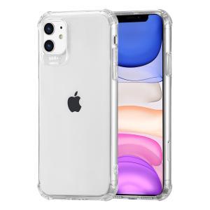 iphone XR 透明ケース  耐衝撃 iphone11 ケース iphone8 7 plus 透明カバー 衝撃吸収 バンパー 全面保護 アイフォン|arsion