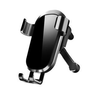 車載ホルダー iPhone スマホホルダースマホスタンド エアコン吹き出し口取り付け スマートフォンカーホルダー 携帯ホルダー 360度回転可能 arsion