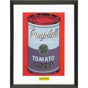 インテリアアート/ポップアート アンディー・ウォーホル Can, 1965(blue&purple)(アートポスター/アートパネル/絵画 インテリア) arsonline