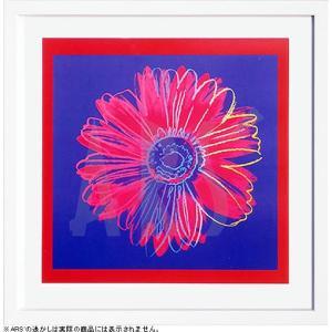 インテリアアート/ポップアート アンディー・ウォーホル Daisy,c1982(blue and red)(アートポスター/アートパネル/絵画 インテリア) arsonline