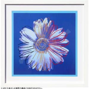 インテリアアート/ポップアート アンディー・ウォーホル Daisy,c1982(blue on blue)(アートポスター/アートパネル/絵画 インテリア) arsonline