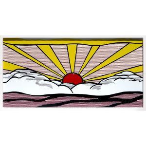 ロイ リキテンシュタインは、60年代のアメリカが生んだポップアートの先駆者かつ代表的作家です。  単...
