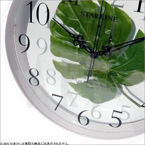壁掛け時計 ウォールクロック アートフラワークロック 電波時計 オシャレ 北欧 おしゃれ シンプル アンティーク モダン 木製 インテリア 高級 arsonline 04