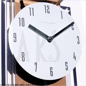 壁掛け時計 ウォールクロック 振り子時計 電波時計 オシャレ 北欧 おしゃれ シンプル アンティーク モダン 木製 インテリア 高級|arsonline|03
