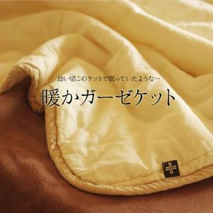 暖かガーゼケット綿入り シングルサイズ art-digital