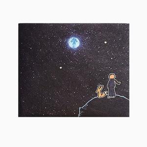 【Paperwalletペーパーウォレット】le pitit prince & fox 二つ折り財布【Printed on DuPont(TM)Tyvek(R)】|art-eco