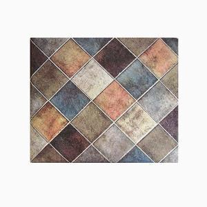 【 Paperwalletペーパーウォレット 】Tile 二つ折り財布【Printed on DuPont(TM)Tyvek(R)】|art-eco