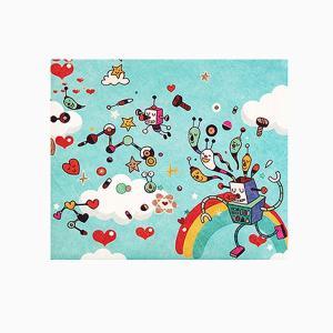 【 Paperwalletペーパーウォレット 】Monster 二つ折り財布【Printed on DuPont(TM)Tyvek(R)】|art-eco