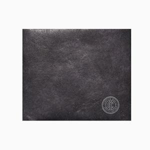 【 Paperwalletペーパーウォレット 】Flat Navy 二つ折り財布【Printed on DuPont(TM)Tyvek(R)】|art-eco