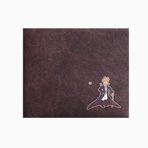 【 Paperwalletペーパーウォレット 】Le Petit Prince 二つ折り財布【Printed on DuPont(TM)Tyvek(R)】|art-eco