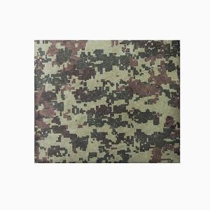【 Paperwalletペーパーウォレット 】Camouflage 二つ折り財布【Printed on DuPont(TM)Tyvek(R)】|art-eco