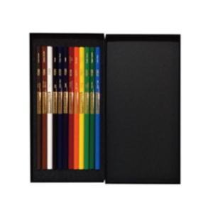 サンフォード カリスマカラー 色鉛筆12色セット