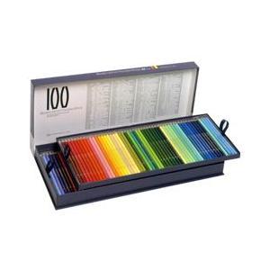 ホルベイン アーチスト色鉛筆100色セット(基本色)紙箱入り