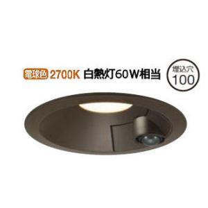 DDL-4496YB 大光電機 LED人感センサー付ダウンライト (軒下使用可) DDL4496YB|art-lighting