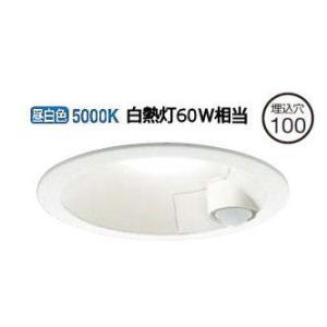 DDL-4497WW 大光電機 LED人感センサー付ダウンライト(軒下使用可) DDL4497WW|art-lighting