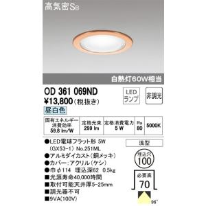 OD361069ND オーデリック LEDダウンライト art-lighting