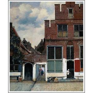 フェルメール展  有名絵画の油絵複製画は祝い事のプレゼントにも大人気! 誕生日、母の日、新築祝い、結...