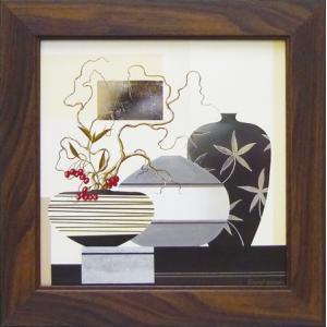 デビッドセダリア/絵画オリエンタル/ツイッグ&ベリーズ(絵画・インテリア)|art1