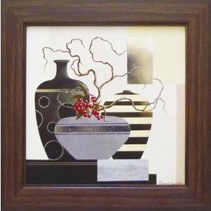 デビッドセダリア/絵画オリエンタル/ツイッグ&ベリーズ2(絵画・インテリア)|art1