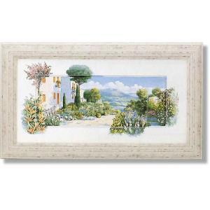 ピーターモッツ/絵画/庭園アート/フェバリートビュー(絵画・インテリア)|art1