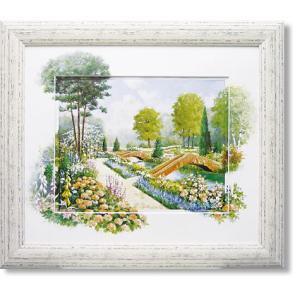 ピーターモッツ/絵画/庭園アート/モーメントトゥチュリッシュ(絵画・インテリア)|art1