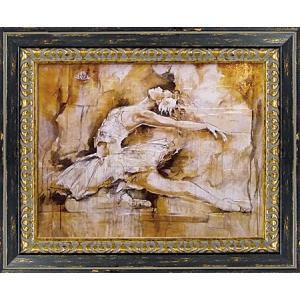 ゴットフライトマルタ/現代アート/スワンレイク(絵画・インテリア)|art1