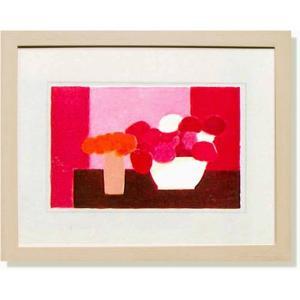 カトラン・バラ色とモーブ色の静物(絵画・インテリア・花)|art1