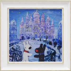 リサとガスパール・アイスパレス(アート・複製画) art1