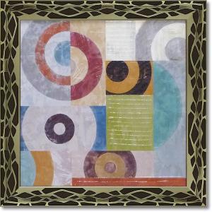 サンドロナヴァ/絵画/抽象アート/ウェーブ1(絵画・抽象画・インテリア)|art1