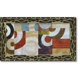 サンドロナヴァ/絵画/抽象アート/カルーセル(絵画・抽象画・インテリア)|art1