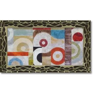 サンドロナヴァ/絵画/抽象アート/パレード(絵画・抽象画・インテリア)|art1