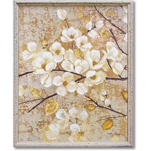 マティーナセオドシウ/絵画オリエンタル/黄金色の輝き1(絵画・インテリア)|art1