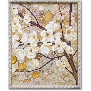 マティーナセオドシウ/絵画オリエンタル/黄金色の眺望1(絵画・インテリア)|art1