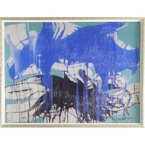 ニーノムスティカ/絵画/抽象アート/ジョヴェディ(絵画・抽象画・インテリア)|art1