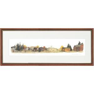 レオナルドウェーバー・マサチューセンツ州・ハンコック(絵画・アート)(風景画)|art1
